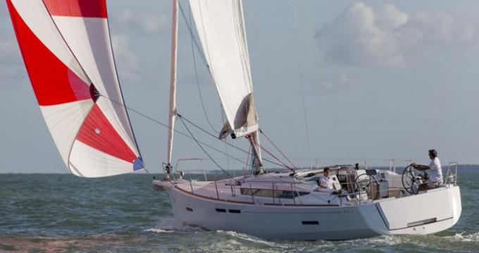 Boat rental Göcek cheap Sun Odyssey 419