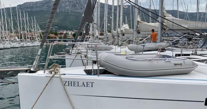 Boat rental Hanse Hanse 445 - 3 cab. in Marmaris on Samboat