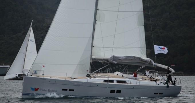 Rental yacht Marmaris - Hanse Hanse 575 - 4 + 1 cab. on SamBoat