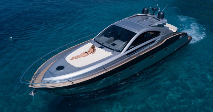 Rental Motorboat Pearl Sea Yachts d.o.o. with a permit