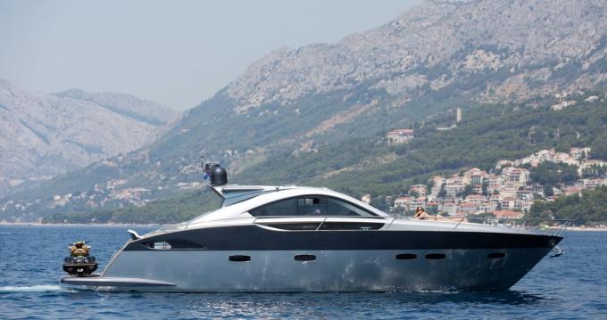 Rental Motorboat in Baška Voda - Pearl Sea Yachts d.o.o. Pearlsea 56 Coupe