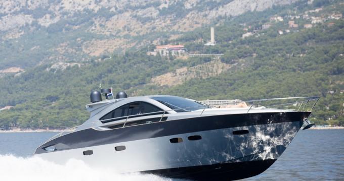 Boat rental Baška Voda cheap Pearlsea 56 Coupe