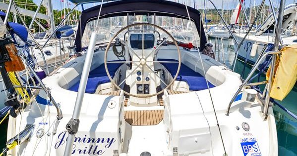Boat rental Fethiye cheap Bavaria 42