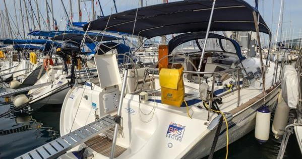 Boat rental Fethiye cheap Bavaria 46 Cruiser