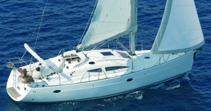 Rental yacht Pula - Elan Impression 384 on SamBoat