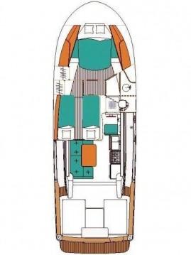 Rental yacht Zadar - Bénéteau Antares 10.80 Fly on SamBoat
