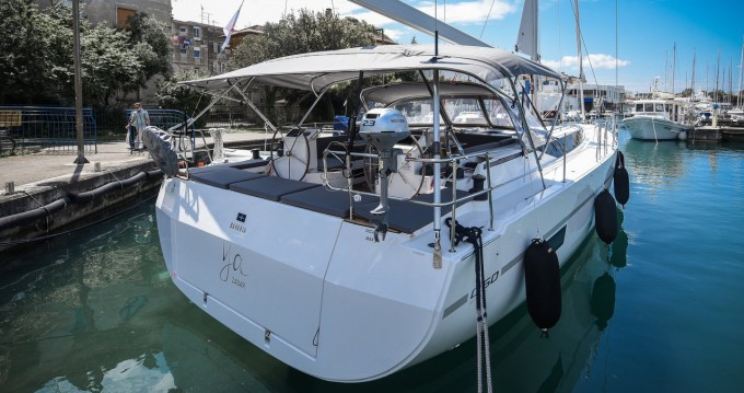 Rental Sailboat in Zadar - Bavaria Cruiser 50