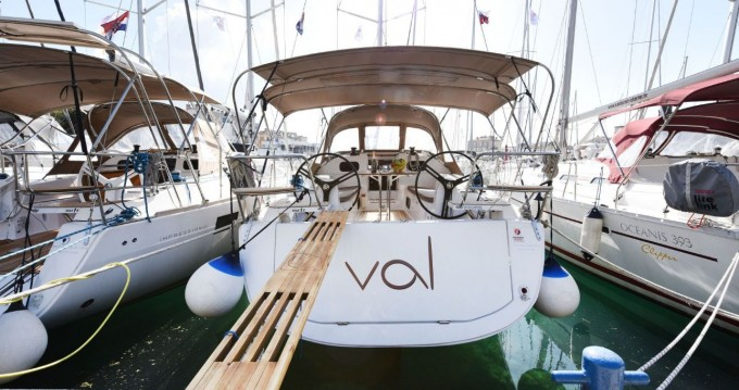 Rental Sailboat in Zadar - Elan Impression 40
