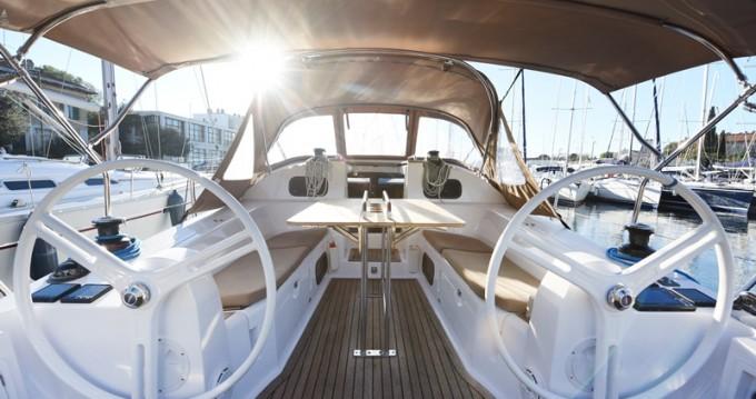 Boat rental Elan Impression 40 in Zadar on Samboat