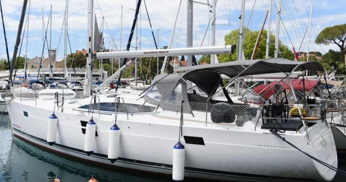 Boat rental Elan Impression 50 in Zadar on Samboat