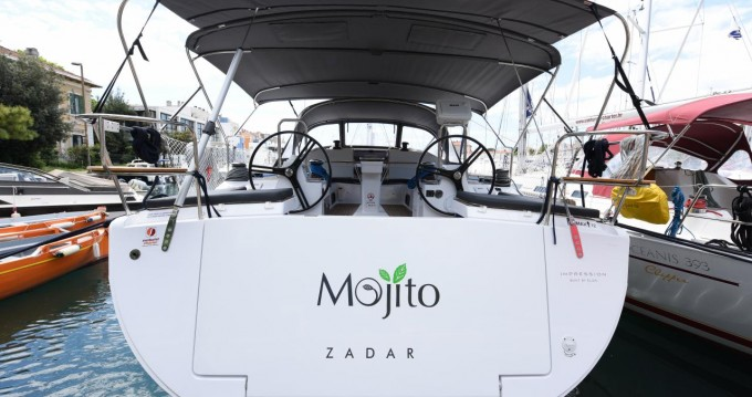 Rental Sailboat in Zadar - Elan Impression 50