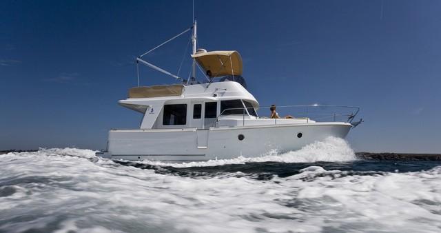 Rent a Bénéteau Swift Trawler 34 Fly Zadar