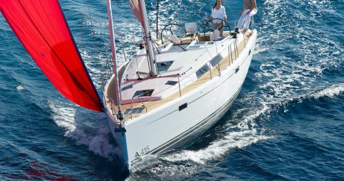 Hire Sailboat with or without skipper Hanse Ören