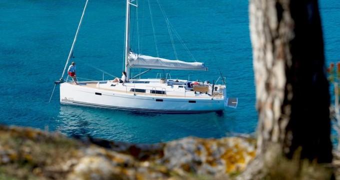 Rental yacht Ören - Hanse Hanse 415 on SamBoat