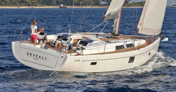 Sailboat for rent Ören at the best price