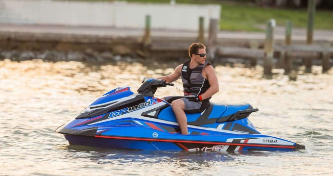 Hire Jet Ski with or without skipper Yamaha Trogir