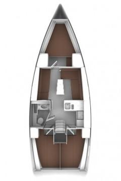 Boat rental Seget Donji cheap Cruiser 37