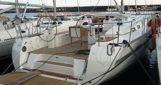 Boat rental Seget Donji cheap Cruiser 50