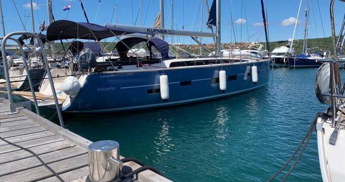 Boat rental Seget Donji cheap D&D Kufner 50