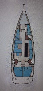 D&D Yacht D&D Kufner 50 between personal and professional Seget Donji