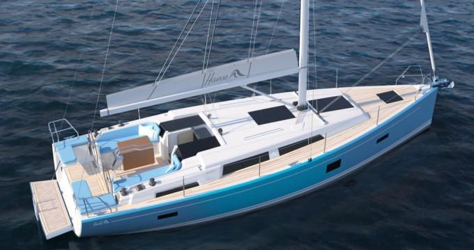 Rental yacht Seget Donji - Hanse Hanse 388 on SamBoat