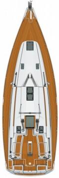 Boat rental Seget Donji cheap Sun Odyssey 439