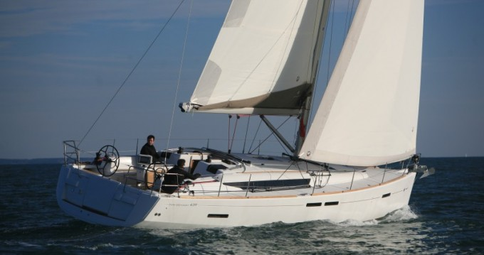 Rental Sailboat in Seget Donji - Jeanneau Sun Odyssey 439