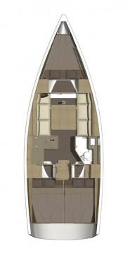 Rental yacht Trogir - Dufour Dufour 350 GL on SamBoat
