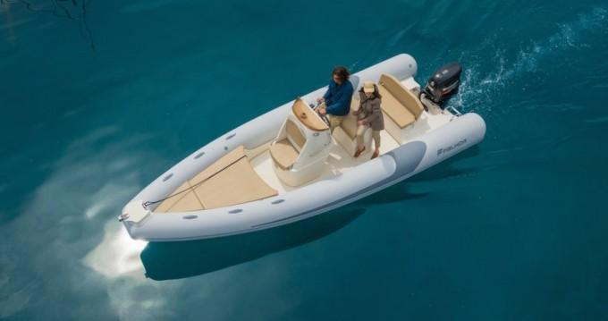 Rental yacht Trogir - Falkor Boats Horvat i kćeri d.o.o.  RIB Falkor 22 on SamBoat