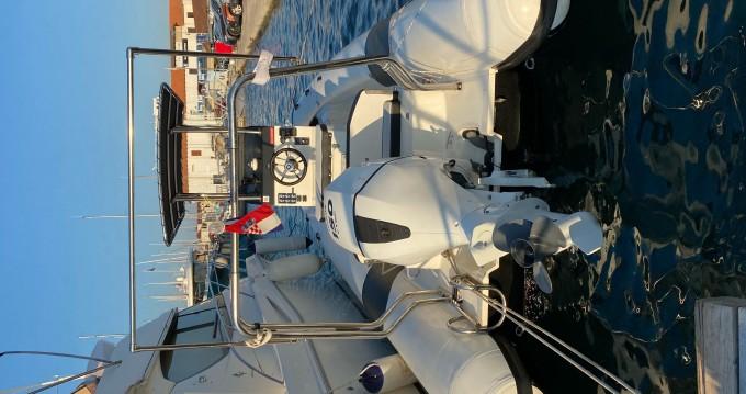 Boat rental Falkor Boats Horvat i kćeri d.o.o.  RIB Falkor 22 in Trogir on Samboat