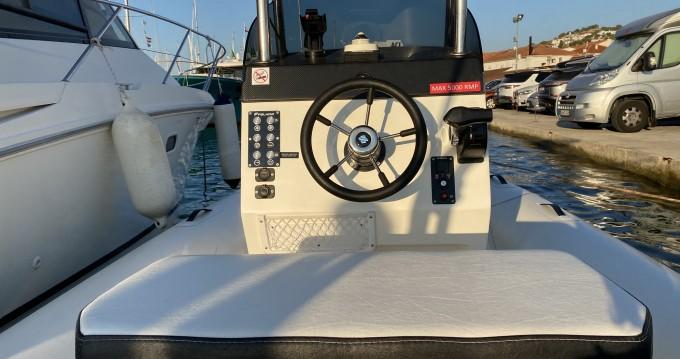 Falkor Boats Horvat i kćeri d.o.o.  RIB Falkor 22 between personal and professional Trogir