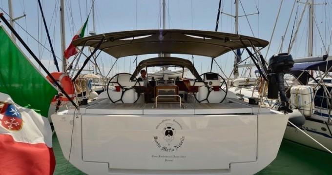 Boat rental Dufour Dufour 520 GL - 4. cab in Cecina on Samboat