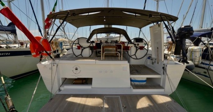 Rental yacht Cecina - Dufour Dufour 520 GL - 4. cab on SamBoat