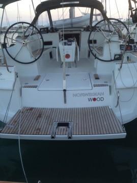 Boat rental Cecina cheap Sun Odyssey 479