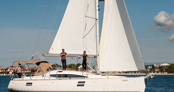 Elan Impression 40 between personal and professional Zadar