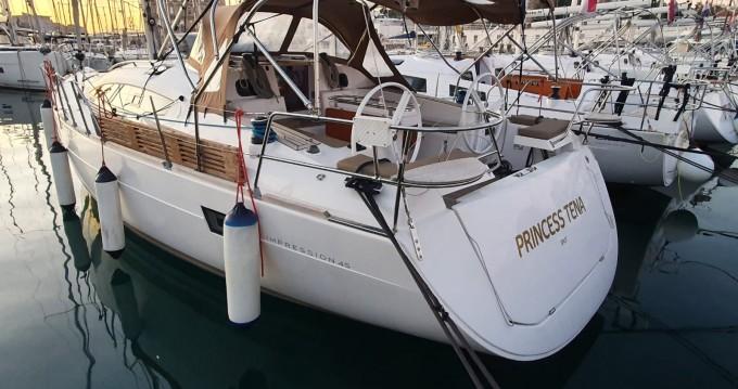 Boat rental Elan Impression 45 in Zadar on Samboat