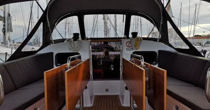 Boat rental Zadar cheap Impression 45.1