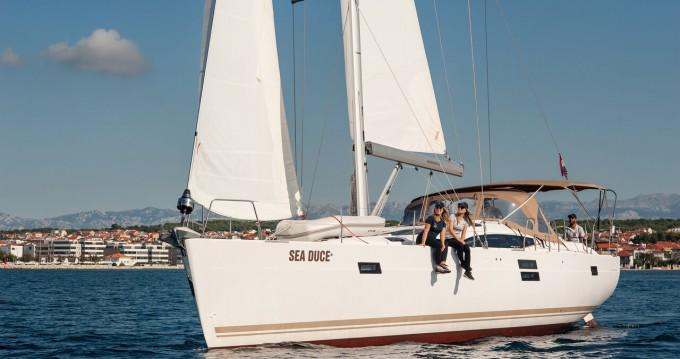 Elan Impression 50 between personal and professional Zadar