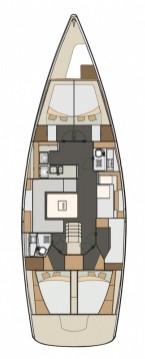 Boat rental Zadar cheap Impression 50