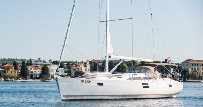 Rental yacht Zadar - Elan Impression 50 on SamBoat