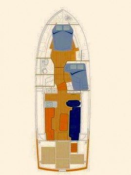 Rent a Bénéteau Swift Trawler 42 Zadar