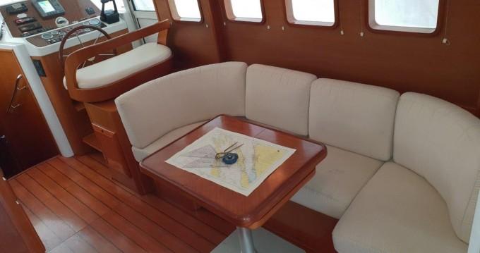 Boat rental Zadar cheap Swift Trawler 42