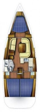 Jeanneau Sun Odyssey 39i between personal and professional Anzio