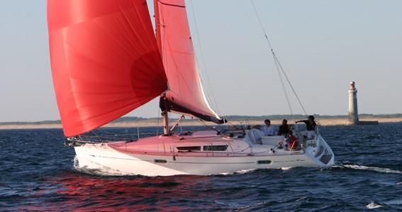 Boat rental Anzio cheap Sun Odyssey 39i
