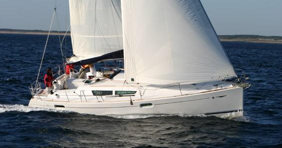 Rental yacht Anzio - Jeanneau Sun Odyssey 39i on SamBoat