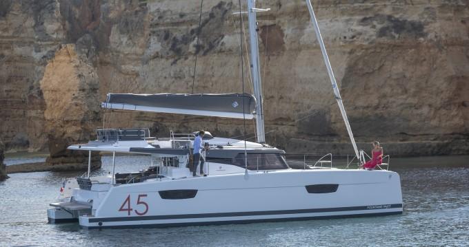 Boat rental Alimos cheap Elba 45