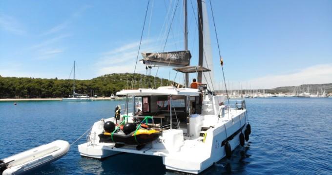 Rental yacht Rogoznica - Catana Bali 4.1 - 4 + 1 cab. on SamBoat