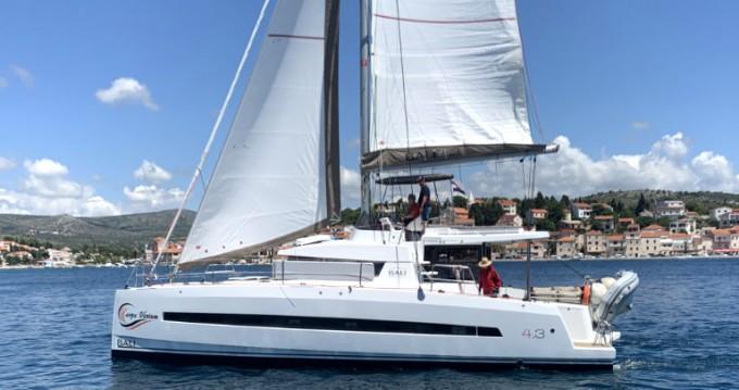 Rental Catamaran in Rogoznica - Catana Bali 4.3 - 4 + 2 cab.