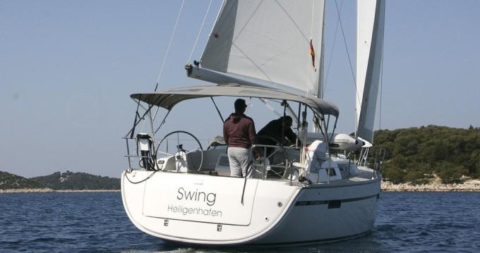 Boat rental Rogoznica cheap Cruiser 37
