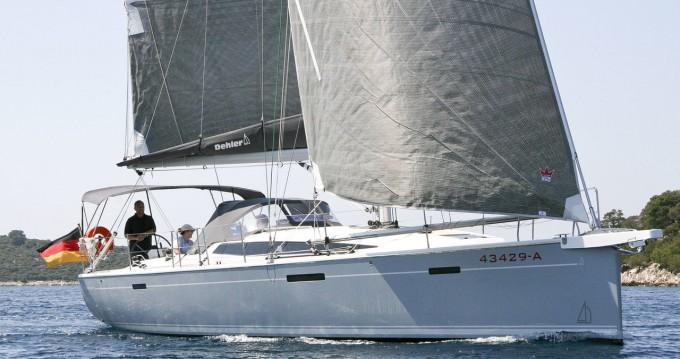 Rental yacht Rogoznica - Dehler Dehler 42 on SamBoat